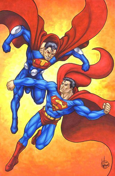 Clark Luthor | comics | Smallville, Superman, Detective comics