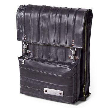 Tasche mit Laptop-Hülle 15 Grn, 59€, jetzt auf Fab.