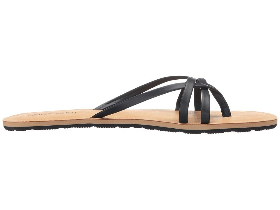 05d23005d97b12 Volcom Lookout 2 Women s Sandals Black