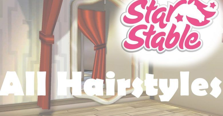 Star Stable Sso All Hairstyles Alle Frisuren All Hairstyles Star Stable Hair Styles