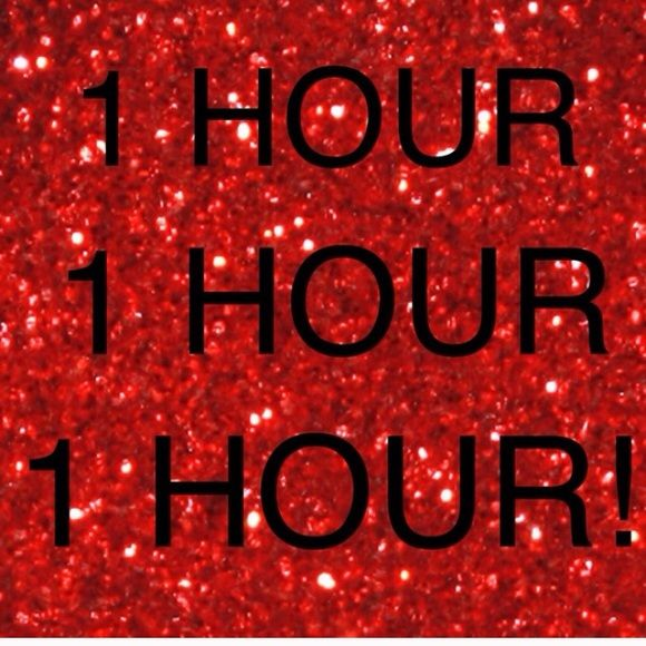 1 hour left to shop my closet!!!! Buy 1 get 2nd for 10 ...