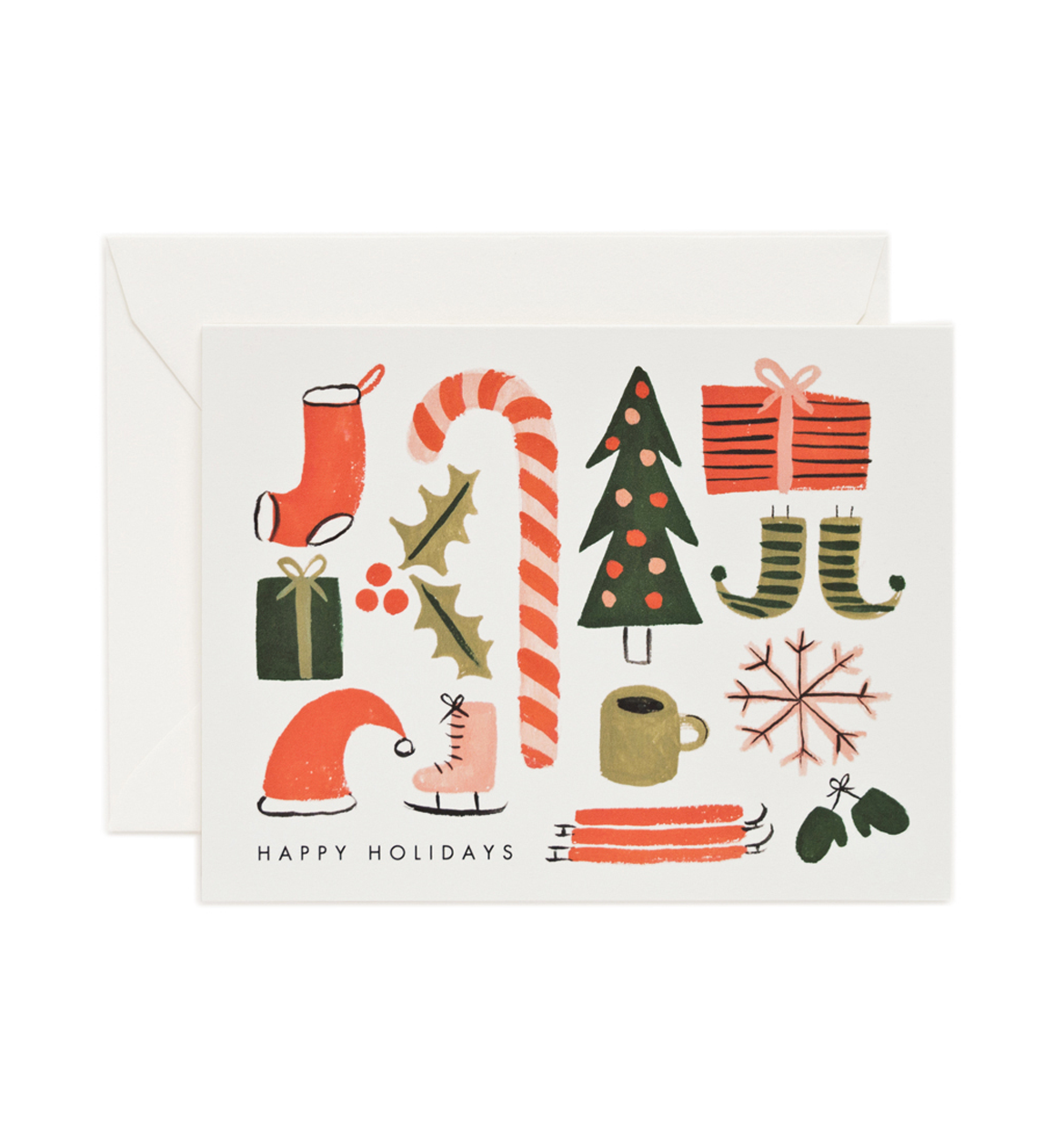 Favorite things greeting card rifle paper favorite things and xmas favorite things card rifle paper co kristyandbryce Image collections