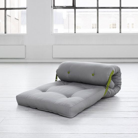 Roller Futonbäddfåtölj Från Karup Chair Bed From