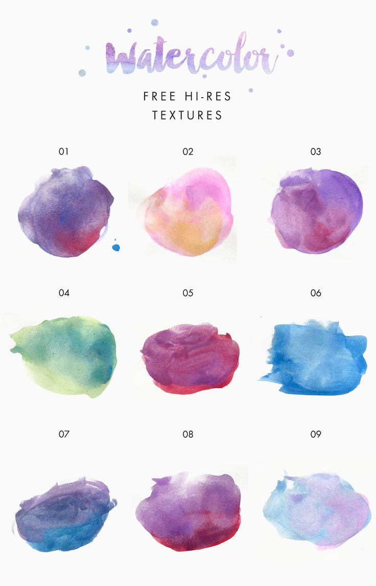 Freebie Watercolor Texture Watercolor Watercolor Background