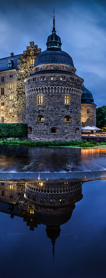Orebro Castle In Sweden Is The Stuff Of Fairytale Dreams Fancy