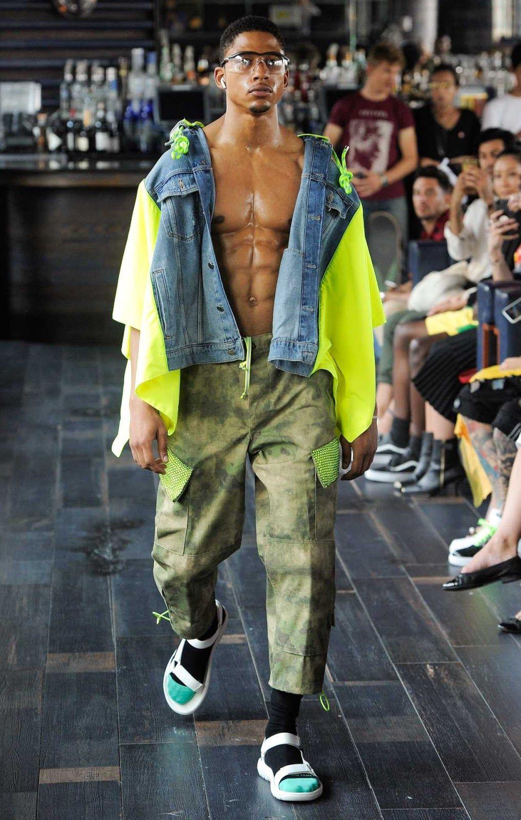 Rome Hunte Spring Summer 2019 New York Fashion Week Men S Rome