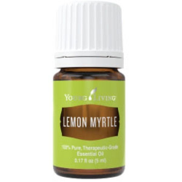 Lemon Myrtle, 5ml