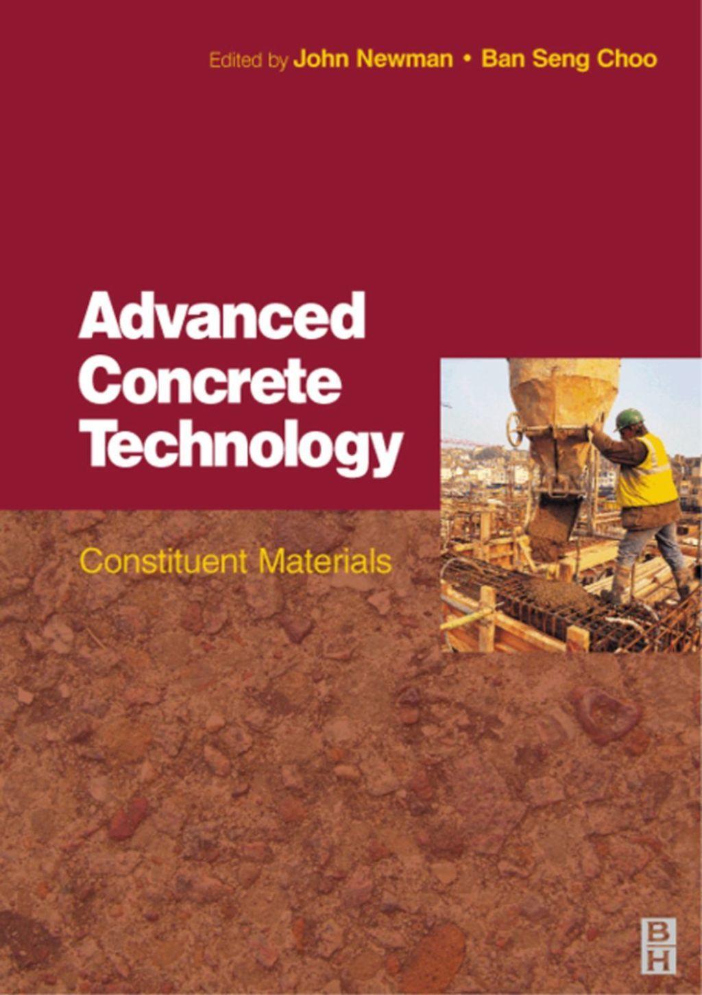 Advanced Concrete Technology Ebook