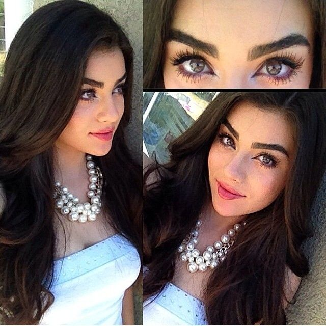 30 Glamorous Green Hair Styles Momooze Com 2: Beauty Face, Hair Makeup, Makeup Looks