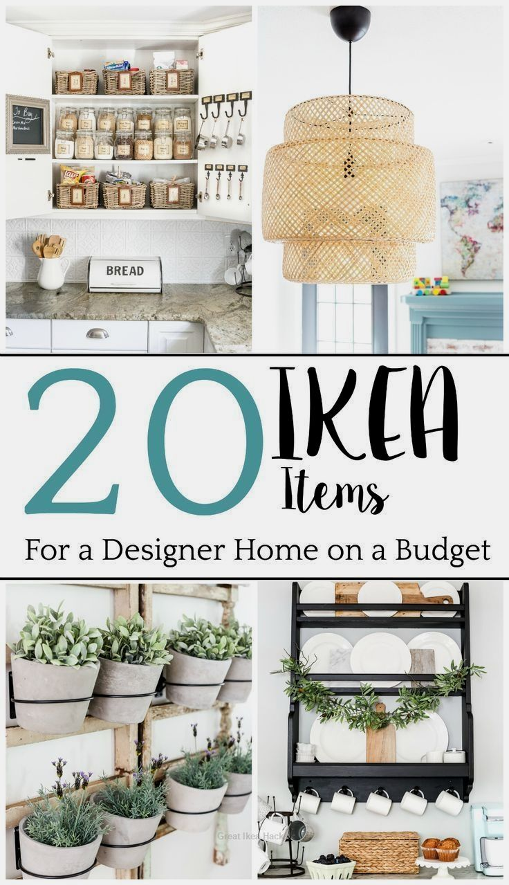 The Best IKEA Items for a Stylish Home on a Budget   Best ...