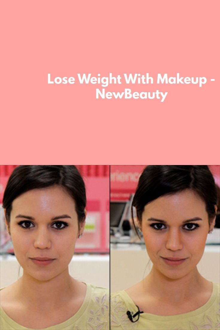 Pin on weight loss before after face