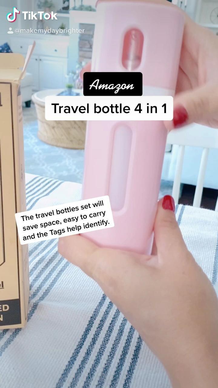 Table bottle 4 in 1