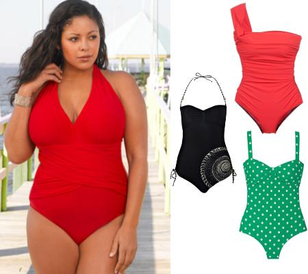 trajes de baños para diferentes tipos de cuerpo | moda lista ... - Imagenes De Bano Solo Para Mujeres