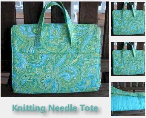 Project Bags To Sew Knitting Bags Stitch And Bag