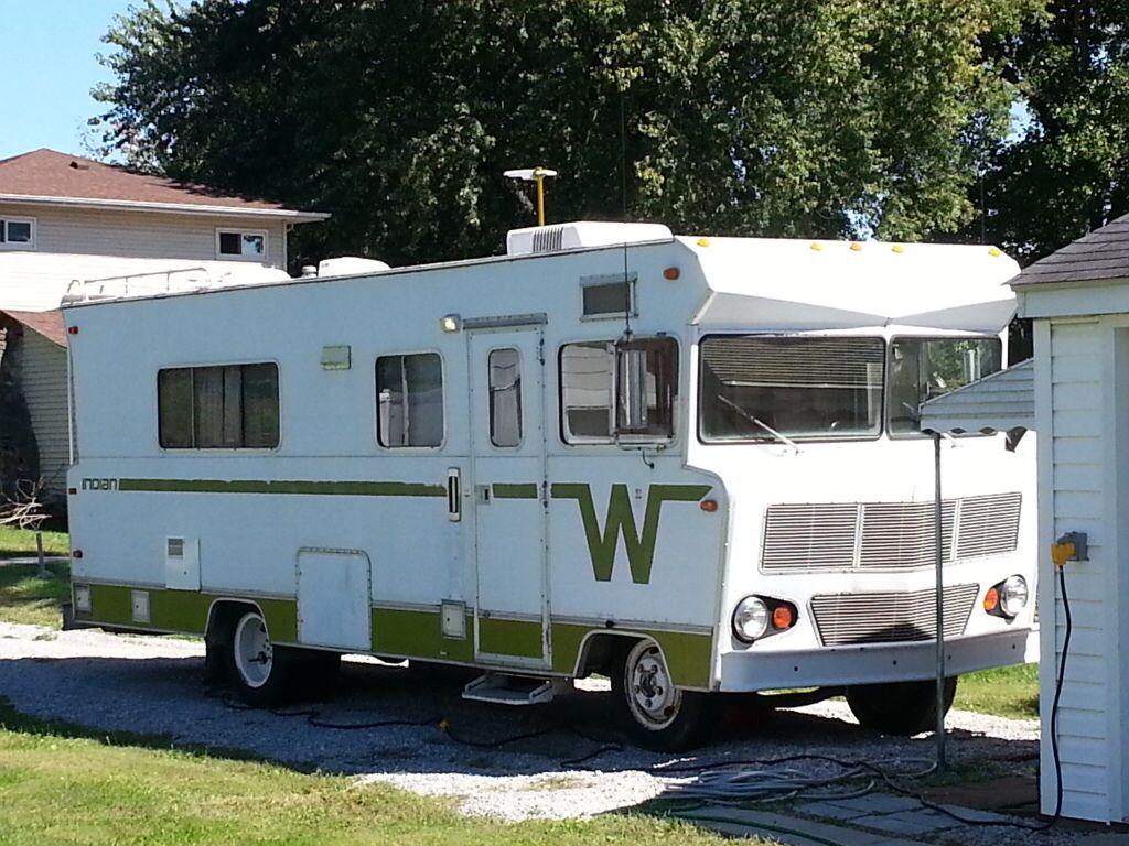 1970's Winnebago | Ol Skool RV's | Vintage rv, Camper