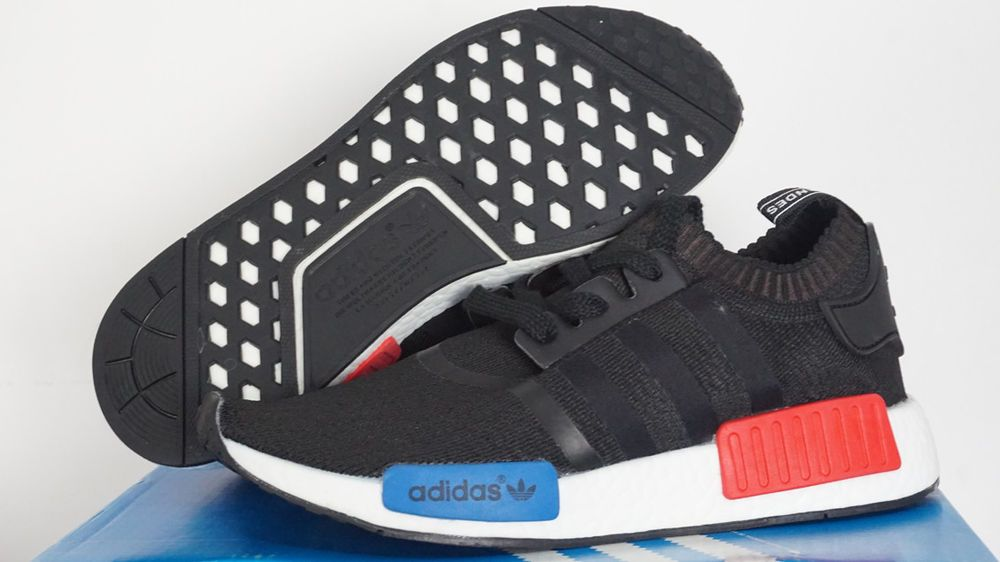 New With Box Adidas NMD Runner PK OG Black Lush Red Blue Size 8  Style S79168  fashion  clothing  shoes  accessories  mensshoes   athleticshoes (ebay link) 5315f7e41