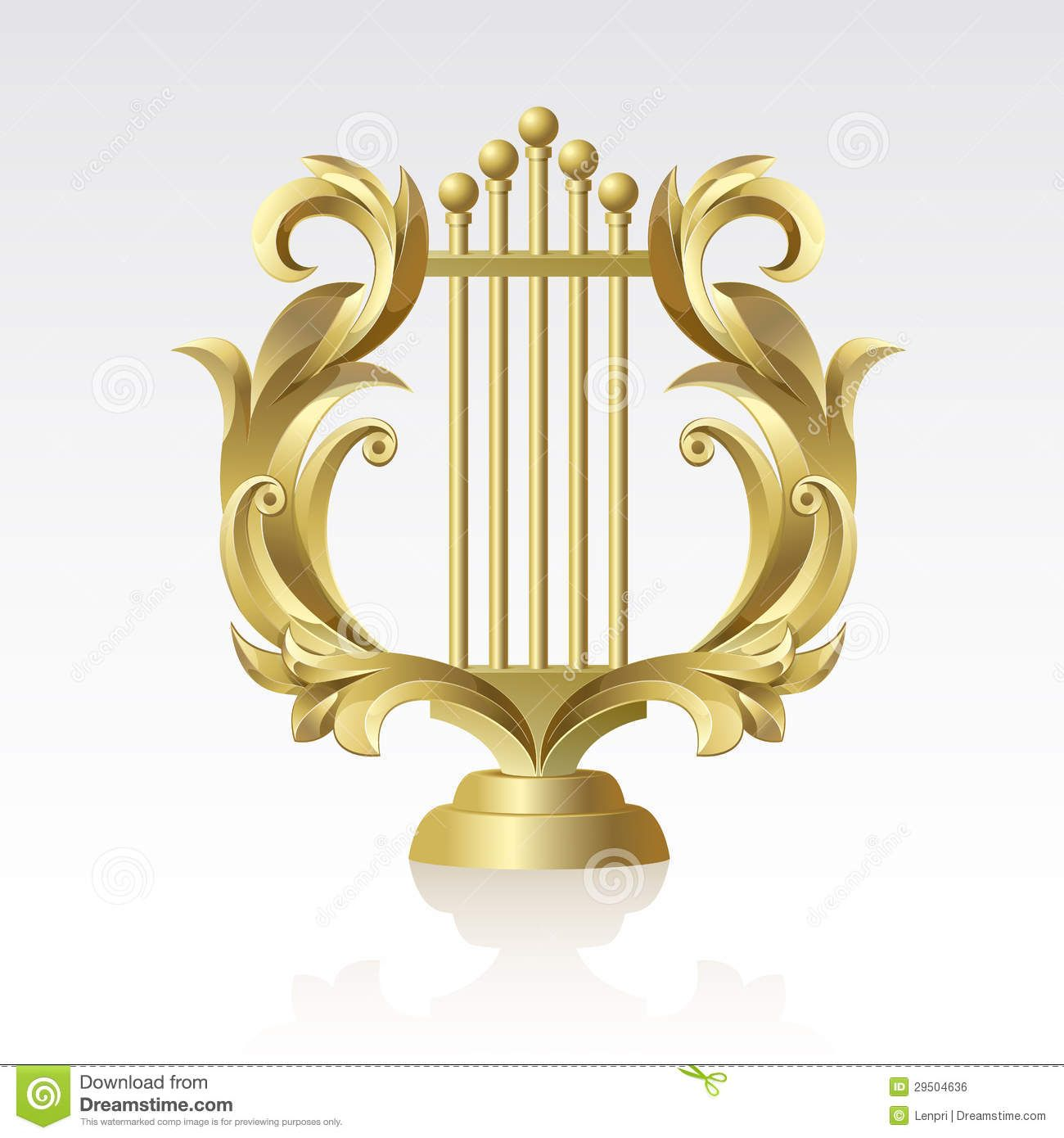 lyre symbol of apollo and music tattoo pinterest