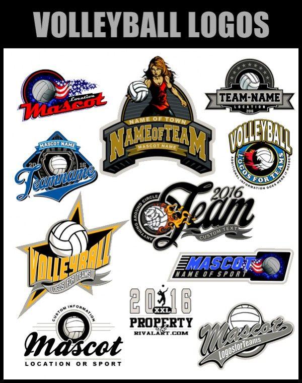 Wallpaper Logo Volleyball Keren