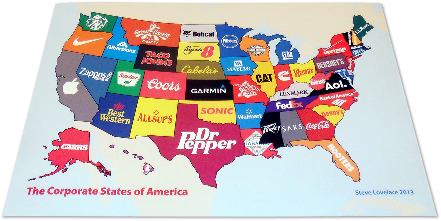 19 Eye Opening Maps Of America That May Surprise You America Map Usa Map America