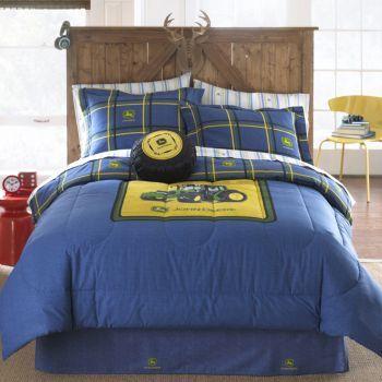 Denim Bedding Sets For Boys Jcpenney John Deere Blue