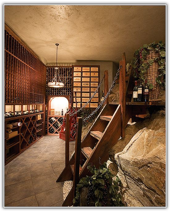 Big Rock Cellar Wine Cellar Home Wine Cellars Wine Cellar