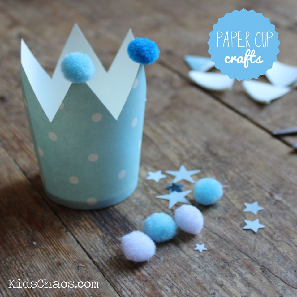 Frozen crown craft paper cup craft kids pinterest frozen frozen crown craft paper cup craft jeuxipadfo Image collections