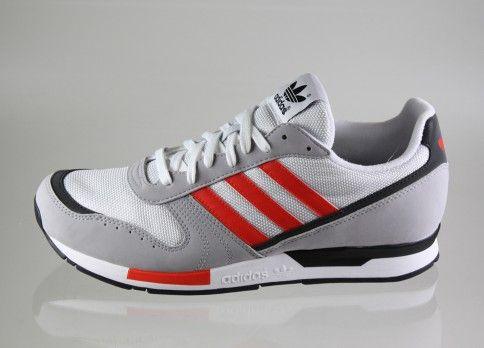 Adidas Marathon 88 (Grau Weiss Rot)   Sneaker Porn   Pinterest   Adidas 7599f2c95d
