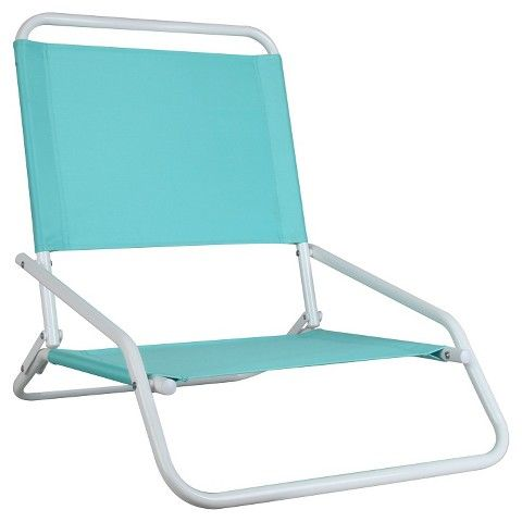 Merveilleux $10 Target Beach Chair   Low To Ground. Sand Chair. Portable. Foldable.