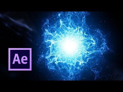 Energy Wave Simulation | After Effects Tutorial - YouTube