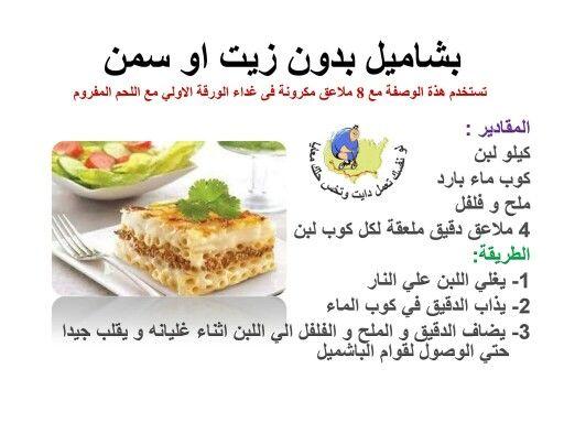 بشاميل Cooking Recipes Desserts Food Receipes Egyptian Food