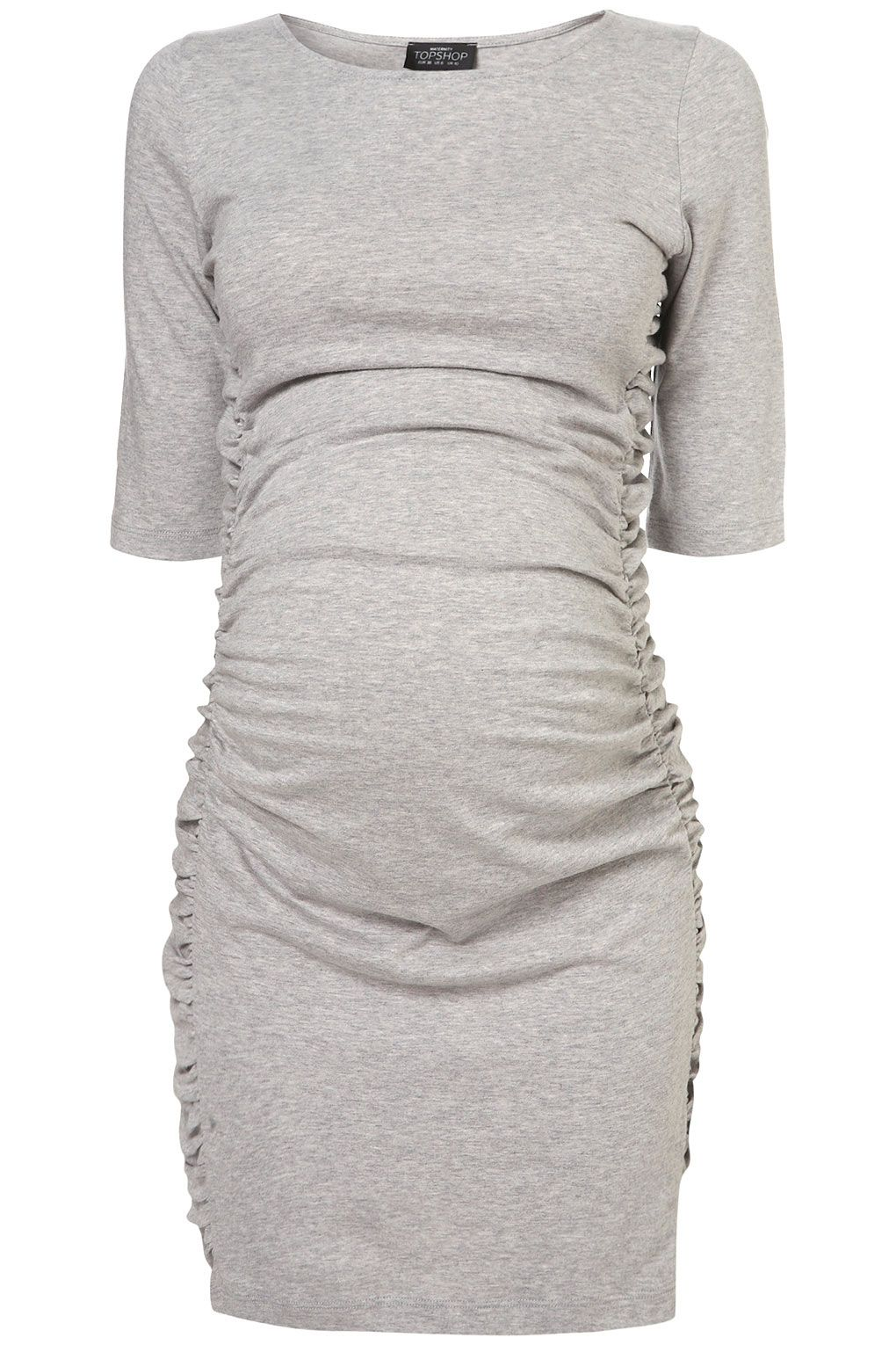 Maternity ruched side bodycon dress maternity dresses maternity maternity ruched side bodycon dress from topshop ombrellifo Choice Image