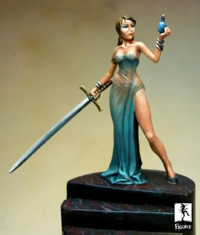 CoolMiniOrNot - The Internets largest gallery of Painted Miniatures and Miniature Painting art - Site