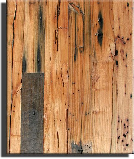 Wormy Chestnut Flooring Rustic Cabin Grade For The Home