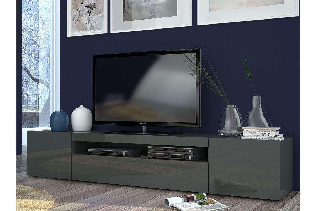 Vente Sejour Contemporain 21609 Meubles Tv Meuble Tv 2  # Meuble Tv Vente Privee
