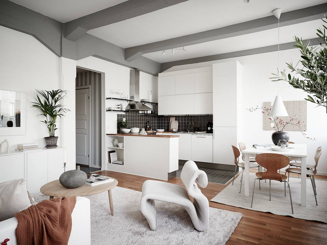 Kate Interieur Design Impressies.Minimal Beige Home Trendy Home Decor Residential Interior