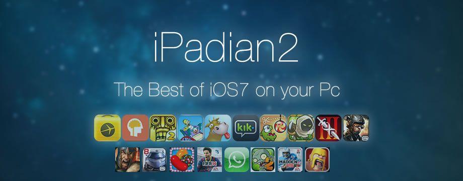 Free iPadian - The #1 iPad Air Simulator for pc | iPad