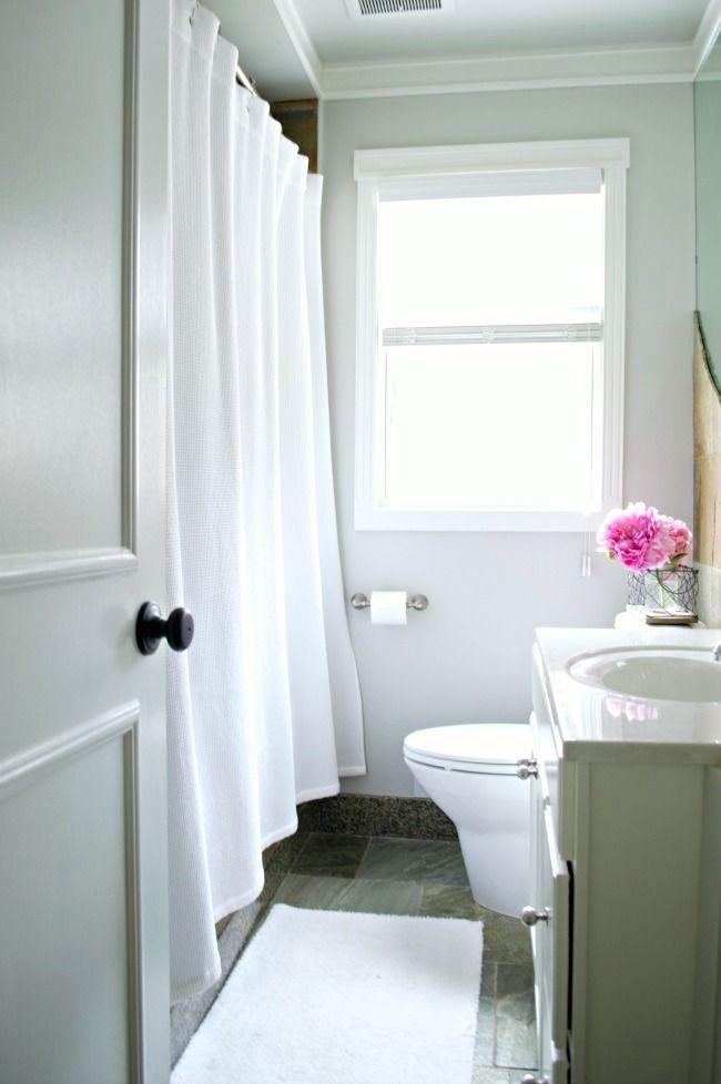 Clean A Vinyl Shower Curtain Liner