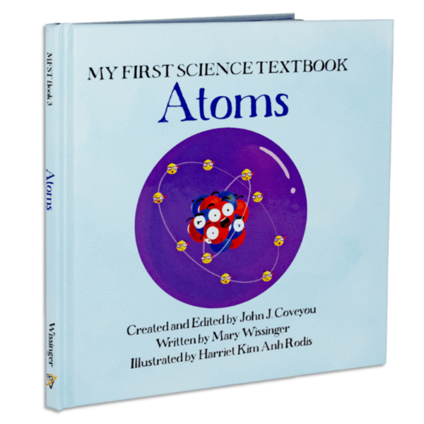 Ion A Compound Building Game Science textbook, Science