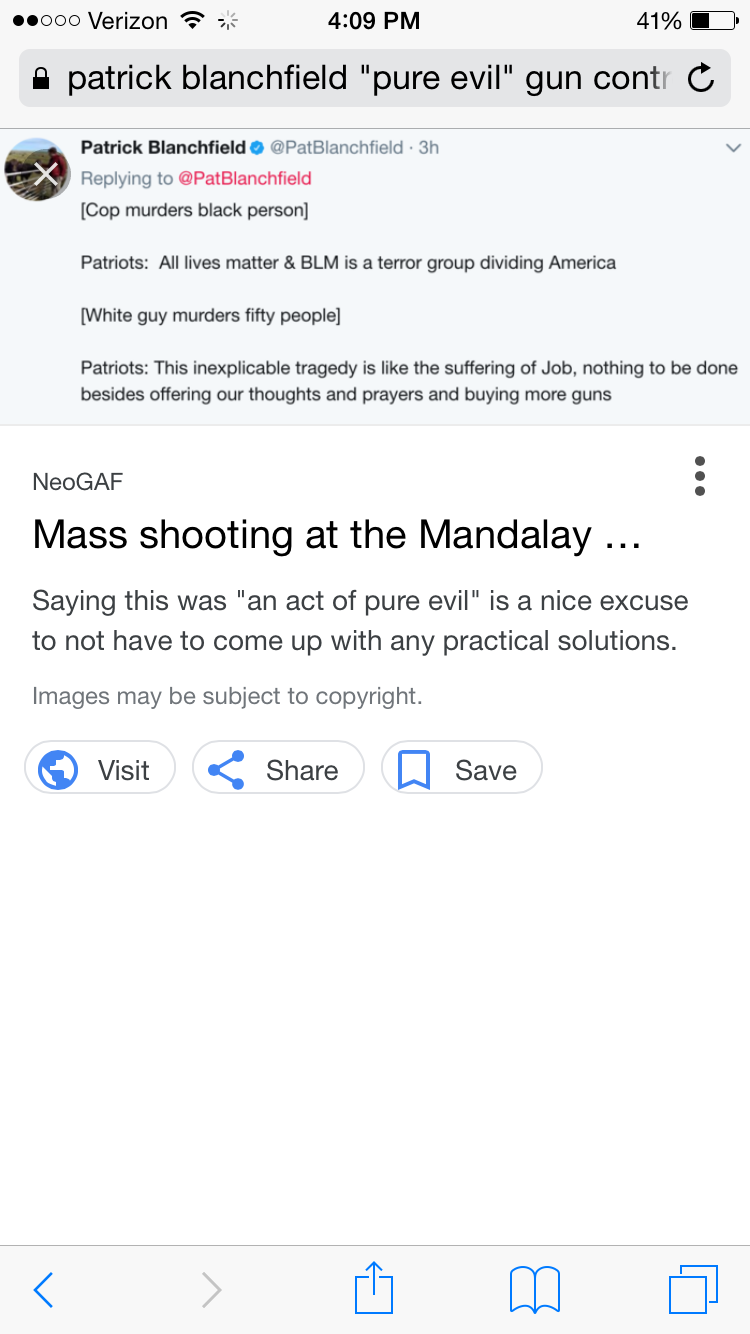 Patrick Blanchfield Calling A Mass Shooting An Act Of Pure Evil Is A Nice Excuse To Not Have To Come Up With Any Practical Soluti Evil Black Person Tragedy