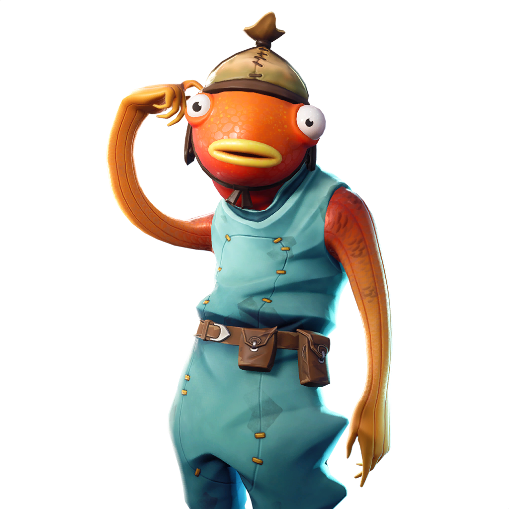 Fishstick Outfit fnbr.co — Fortnite Cosmetics Arte