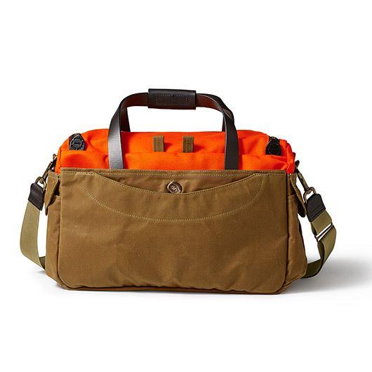 The Heritage Sportsman Bag @filsonco #americanmade #madeinusa