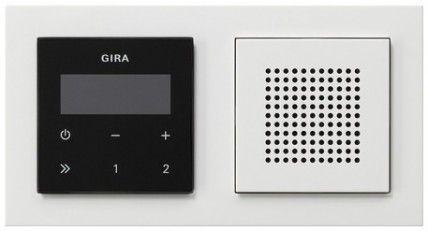 Gira inbouwradio | Badkamer Radio kits | Pinterest | Radio kit