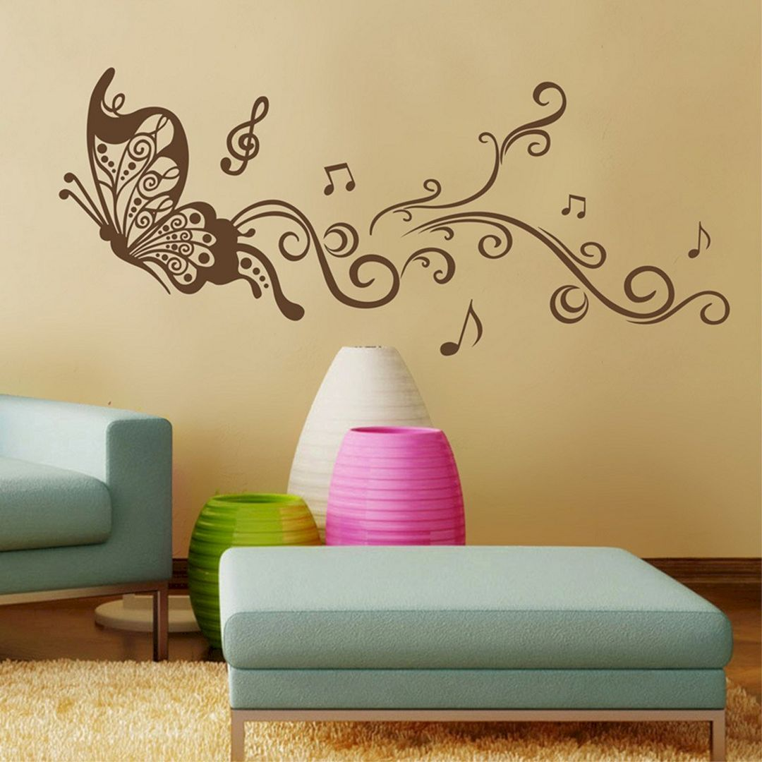 12 best creative bedroom wall decals ideas for more on wall stickers painting id=86543