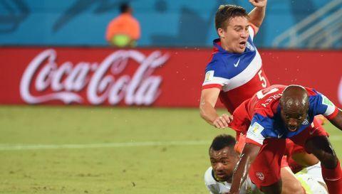 Ghana vs Estados Unidos, Brasil 2014