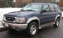 Ford Explorer Wiki >> Ford Explorer Wikipedia Motorized Road Vehicles In The