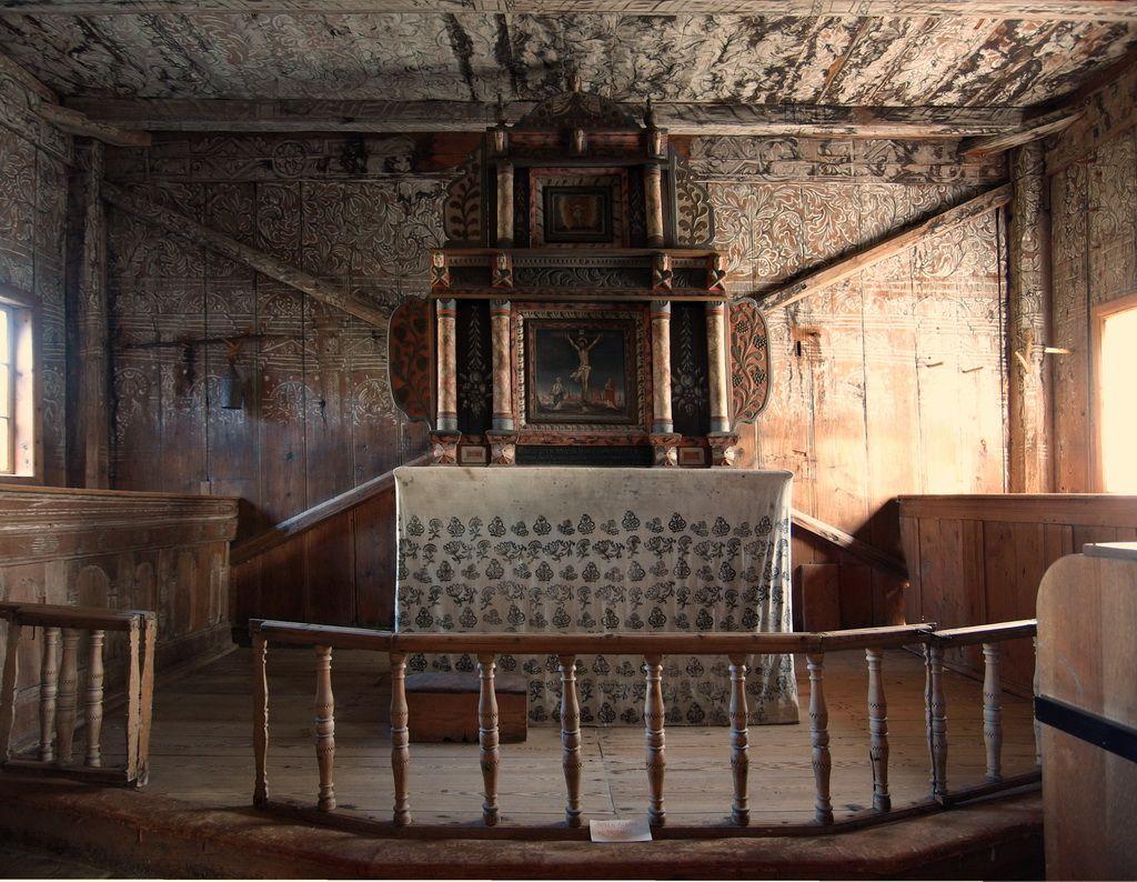 Rødven stavkyrkje