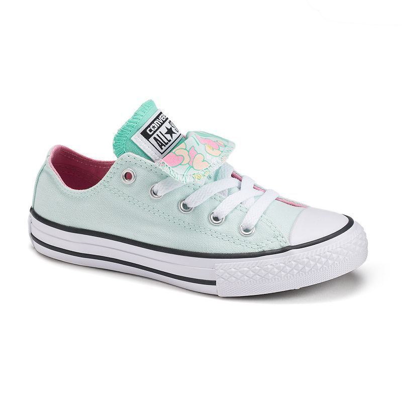 Kid's Converse Chuck Taylor All Star Floral Double Tongue