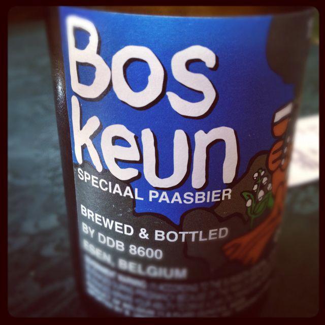 Speciaal paasbier v de dolle brouwers