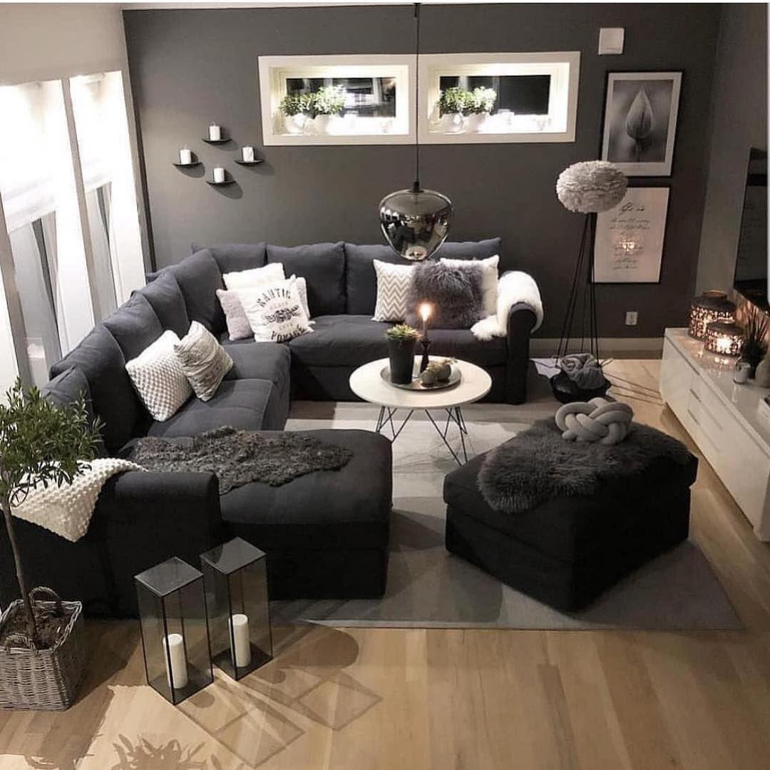 Cool Grey Living Rooms: 1-10 Arasında Puanınız Kaç Olur Arkadaşlarınızı