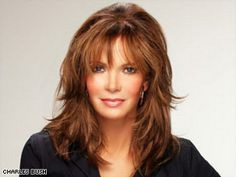 Jaclyn smith hairstyles Layered Haircuts